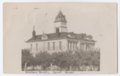 Graham County Courthouse, Hill City, Kansas. - 5