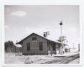 Missouri Pacific Railroad Company & Missouri-Kansas-Texas Railroad depot, Piqua, Kansas