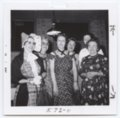 Group in centennial dress, Yates Center, Woodson County, Kansas
