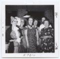 Group in centennial dress, Yates Center, Woodson County, Kansas - 1