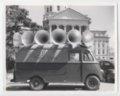 Carroll Radio and Sound truck, Topeka, Kansas - 1
