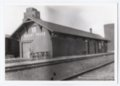 Atchison, Topeka & Santa Fe Railway Company depot, Valley Falls, Kansas - 2