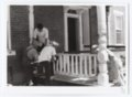 South porch rehabilitation, Grinter House, Wyandotte County, Kansas