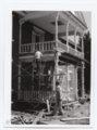 South porch rehabilitation, Grinter House, Wyandotte County, Kansas - 3