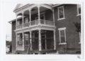 South porch rehabilitation, Grinter House, Wyandotte County, Kansas - 9