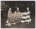 Kansas, Oklahoma and Philadelphia, Pennsylvania flag exchange