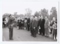 Battle of Mine Creek centennial ceremony, Linn County, Kansas