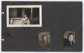 Photo album of Lottie Luella Norris - Bernice, Katherine,& Dora