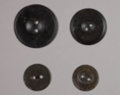 Goodyear Rubber Buttons from Constitution Hall, 14DO321