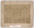 B. F. McDanield home and family, Tiblow, Kansas - 1