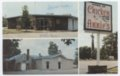 Postcards of Chicken Annie's Original restaurant, Frontenac, Kansas - 5