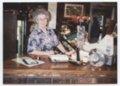 Louella Lipoglav at Chicken Annie's Original restaurant in Frontenac, Kansas