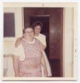 Ann Costello and Mabel Culpan, employees at Chicken Annie's Original, Frontenac, Kansas