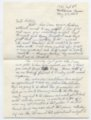 Letters from Don Caldwell, Tulsa, Oklahoma, to Miss Frances Sullivan, Wichita, Kansas - May 27, 1947