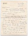 Letters from Don Caldwell, Tulsa, Oklahoma, to Miss Frances Sullivan, Wichita, Kansas - January 08, 1947