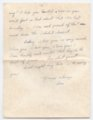 Letters from Don Caldwell, Tulsa, Oklahoma, to Miss Frances Sullivan, Wichita, Kansas -