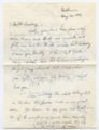 Letters from Don Caldwell, Tulsa, Oklahoma, to Miss Frances Sullivan, Wichita, Kansas - May 26, 1947