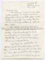 Letters from Don Caldwell, Tulsa, Oklahoma, to Miss Frances Sullivan, Wichita, Kansas - May 28, 1947