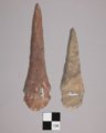Alternately Beveled Knives from Elk County - 2