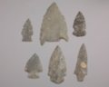 Dart Points from the Shreve Site, 14DP1315 - 1