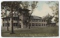 Postcard of Fowler Shops at Kansas State University in Lawrence, Kansas - 1
