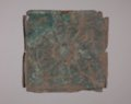 Copper Tile from the Kaw Mission, 14MO368