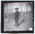 Spanish American solider, Trego County, Kansas - 1