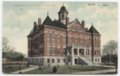 Kingman County Courthouse, Kingman, Kansas - 1