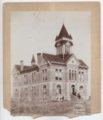 Jewell County Courthouse, Mankato, Kansas - 1