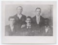 George W. Carver with classmates - 1