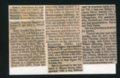 Highland Cemetery interment cards D - 4