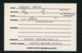 Highland Cemetery interment cards E - 7