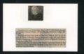 Highland Cemetery interment cards G - 4