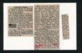 Highland Cemetery interment cards G - 8