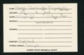 Highland Cemetery interment cards H - 11