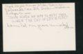 Highland Cemetery interment cards I - 2