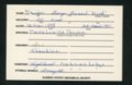 Highland Cemetery interment cards K - 11