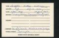Highland Cemetery interment cards S - 5