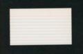 Highland Cemetery interment cards V - 12