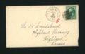Envelope for Dr. Cruikshank