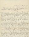 Abraham Leigh Letter