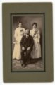 Amelia Dittmer, W.A. Moriston and Laura Kern.
