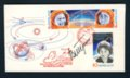 Cosmonaut Valery Bykowsky, autographed envelope
