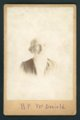 B.F. McDanield, photograph and postcard