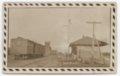 Missouri Pacific Railroad depot, Bison, Kansas - 1