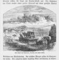 Ferry crossing the Kansas River, Kansas Territory