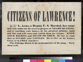 Citizens of Lawrence!