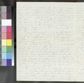 George W. Brown to Sarah H. Brown - p. 2