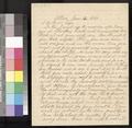 S. P. Hartz to Samuel N. Wood - p. 1