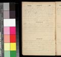 Willard O. Hubbell's diary, 1859 - p. 0